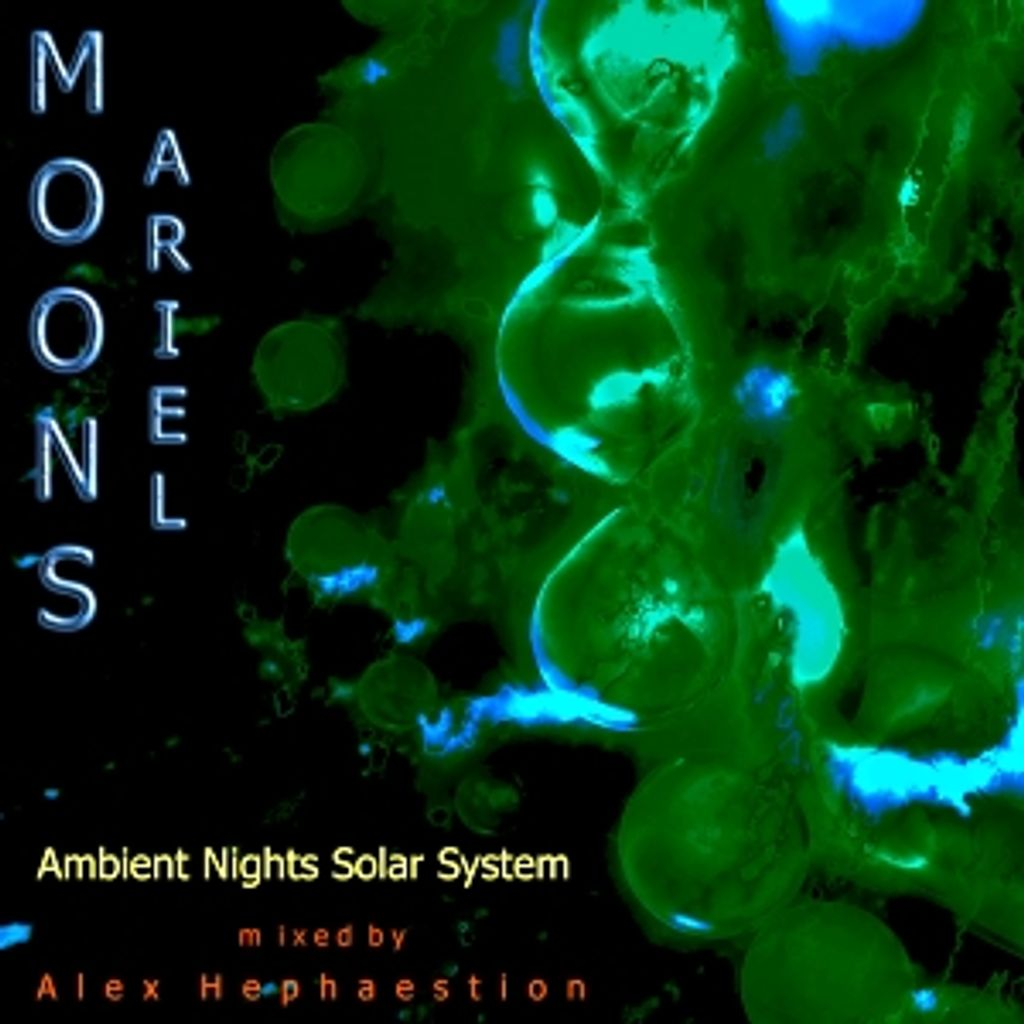 Ambient Nights ambient nights sol system moons ariel