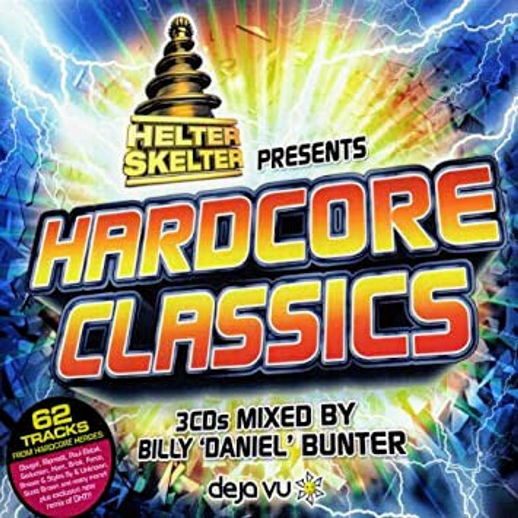 Coopz77 helter skelter hardcore classics mixed by billy daniel bunter cd2 2005