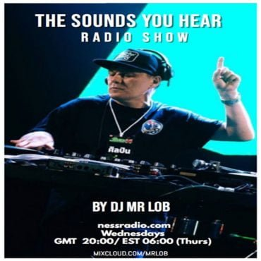 MrLob the sounds you hear 53 on ness radio all 45s special