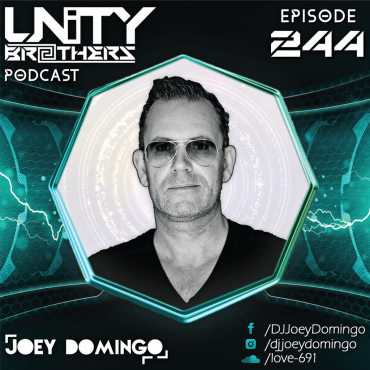 Unitybrothers unity brothers podcast 244 guest mix by joey domingo