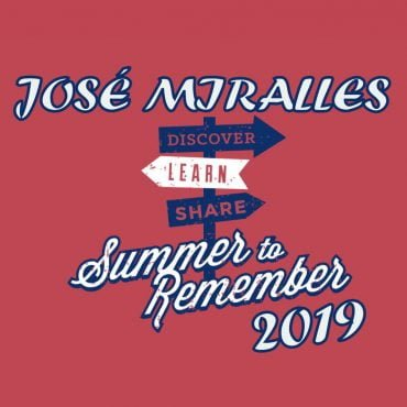 jose manuel miralles cervera a summer to remember 2019 by josé miralles