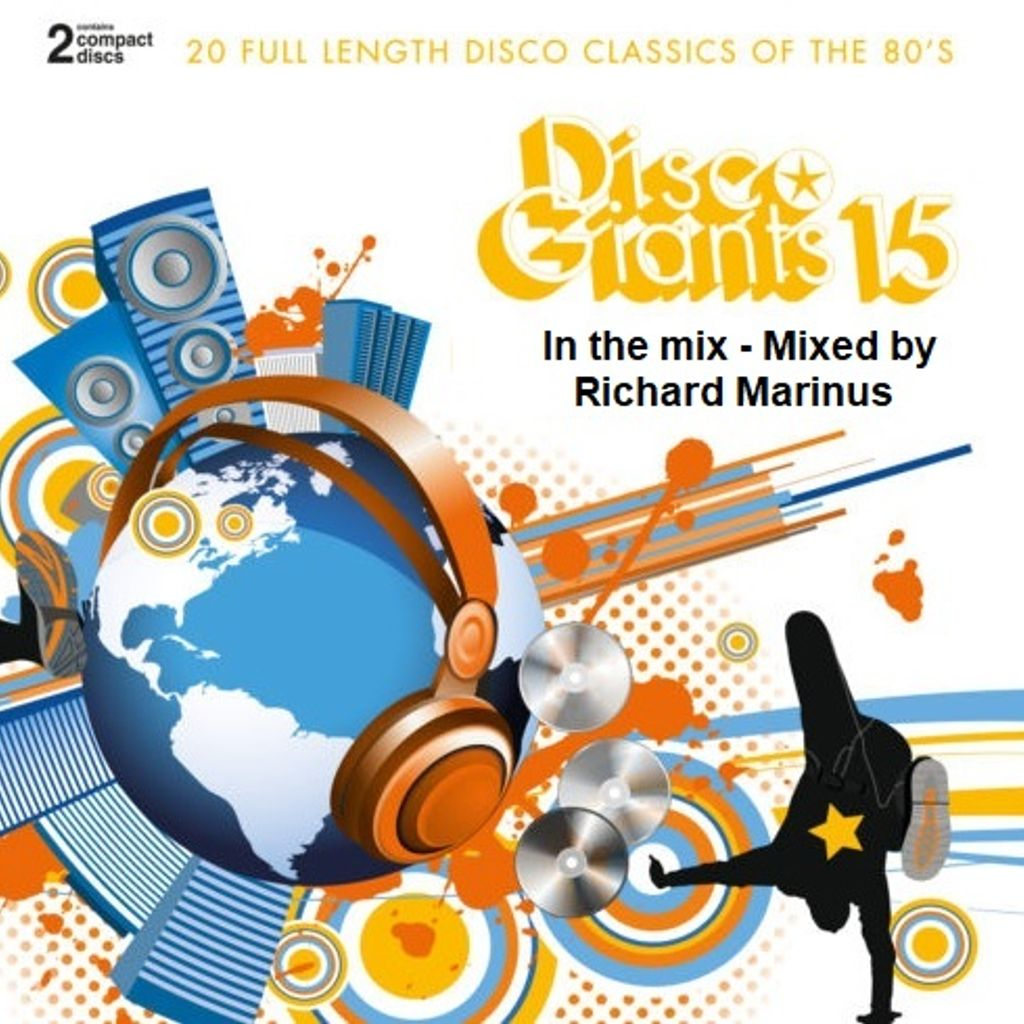 richardmarinus disco giant volume 15 in the mix mixed by richard maninus off record groove inc