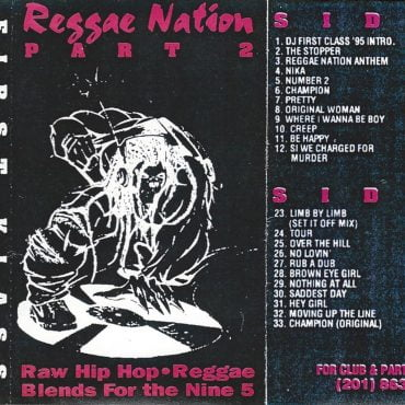 yourbeatrecords46 1st klass reggae nation 2 side a