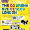 Eric Prydz – Ministry of Sound NYE Party  – 31.12.2009