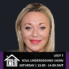 Lady T – Soul Underground Show 30 MAY 2020