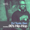 DJ Toots 2len /// 90's Hip-Hop 02 /// Nas, Pharcyde, Mobb Deep, The Roots, Pete Rock and CL Smooth