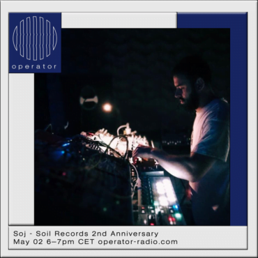 operator radio soj soil records 2nd anniversary special 2nd may 2020