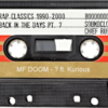 90s Rap Classics 1990-2000 – Back in the Days Pt. 7