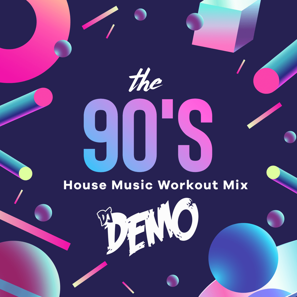 djdemo LosAngeles dj demo the 90s house music workout