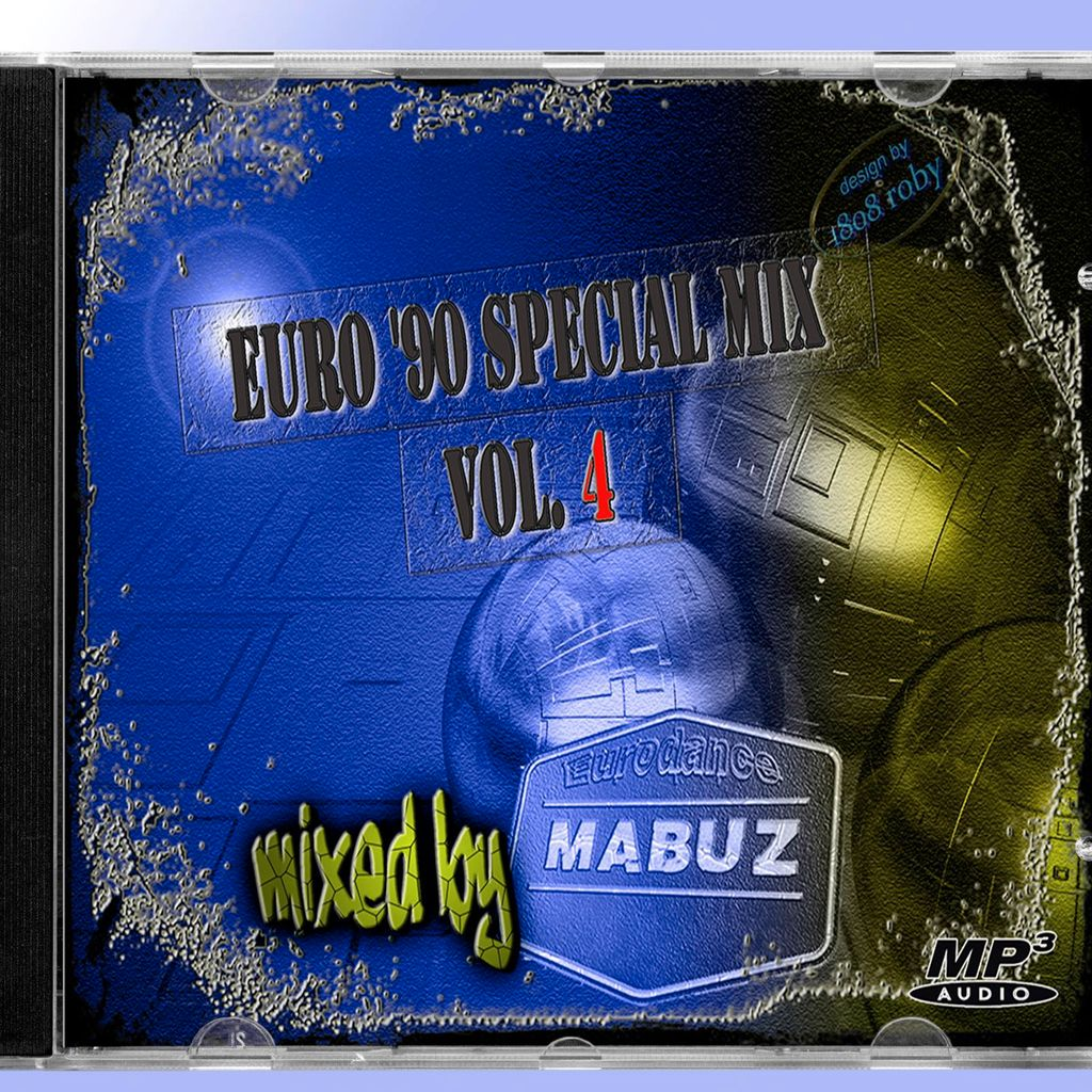 djmabuz euro 90 special mix vol 4 mixed by mabuz