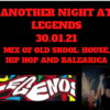 ANOTHER NIGHT IN LEGENDS – 4 HOUR OLD SKOOL MIX (TRIBUTE TO LEGENDS, WARRINGTON)