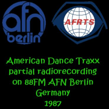 0MarcusMiller0 american dance traxx 1987 armed forces radio and television network afn berlin
