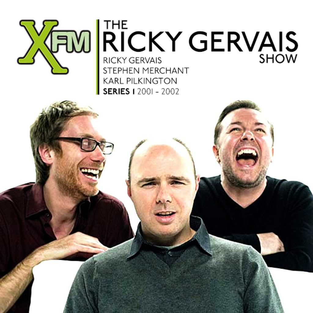 MFiles the ricky gervais show on xfm remixed 1 26 2002