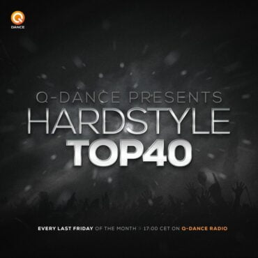 Q dance q dance presents hardstyle top 40 may 2016
