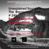 Unexplained Sounds – The Recognition Test # 245 – Reverse Alignment Special edition