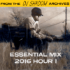 From The DJ Shadow Archives – Essential Mix Hour 1 (2016)