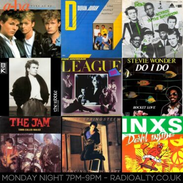 RadioAlty the ultimate chart show 80s special