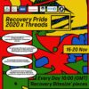 Recovery Pride 2020 x Threads: In conversation with Jonathan and Gary (Service Users)